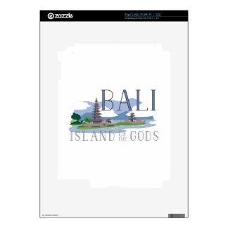 Bali Island Of Gods Skin For iPad 2