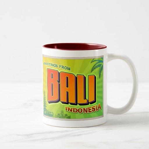 BALI MUG