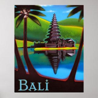 Bali-Poster Póster