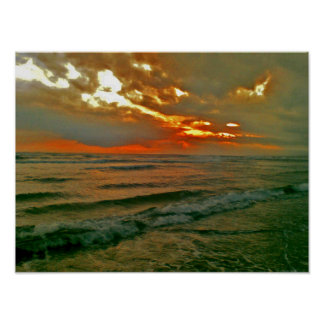 Bali que iguala el cielo póster