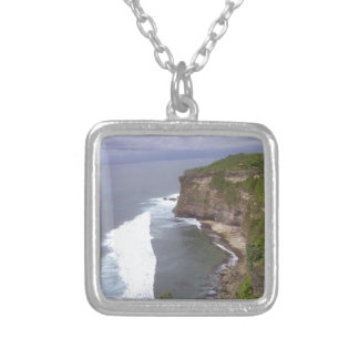 Bali Silver Plated Necklace