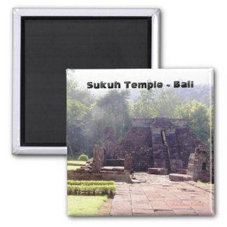 Bali Sukuh Temple Magnet