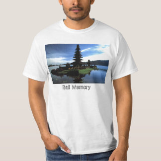 Bali, Sweet Memory T-shirt