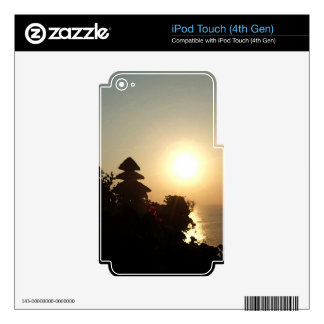 Bali temple skin for iPod touch 4G