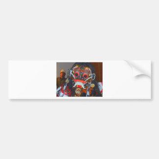 balines dancer bumper sticker