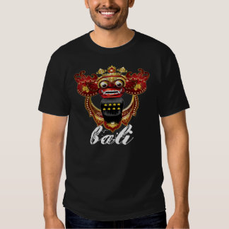 Balinese Barong T-Shirt, Bali Souvenir T Shirt
