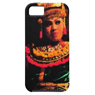 Balinese dance iPhone SE/5/5s case
