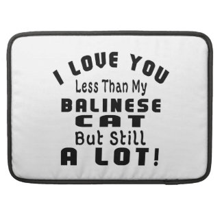 BALINESE FUNNY DESIGNS SLEEVES FOR MacBook PRO