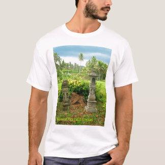 Balinese Rice Field Shrines T-Shirt