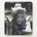 Balinese Sculpture Mouse Pad