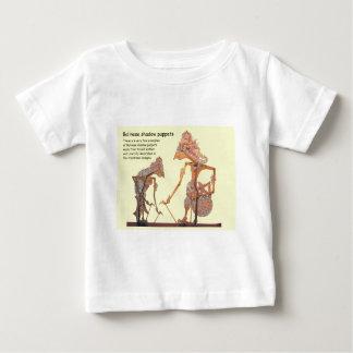 Balinese shadow puppets. tee shirts