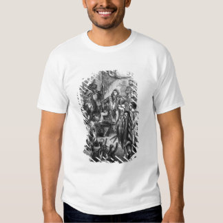Baliol  Doing Homage for the Crown of Scotland T-Shirt
