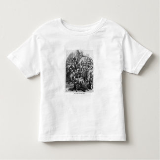Baliol  Doing Homage for the Crown of Scotland Toddler T-shirt