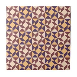 Balkan Pattern Ceramic Tile
