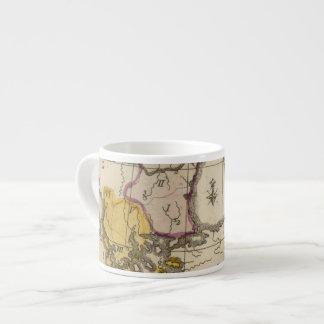 Balkan Peninsula 3 Espresso Mug