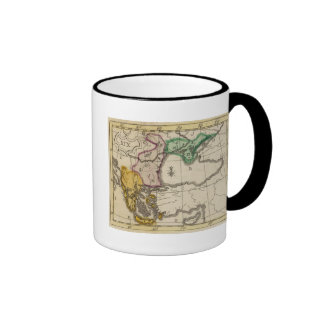 Balkan Peninsula 3 Mug