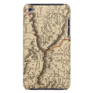 Balkan Peninsula 5 Barely There iPod Cover