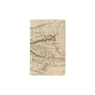 Balkan Peninsula 5 Pocket Moleskine Notebook