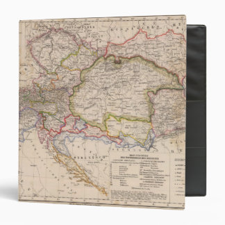Balkan Peninsula, Austria, Hungary 3 Ring Binder