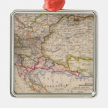 Balkan Peninsula, Austria, Hungary Metal Ornament