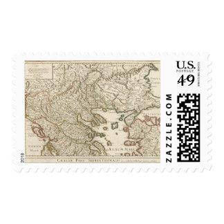 Balkan Peninsula, Greece, Macedonia 2 Postage
