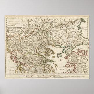 Balkan Peninsula, Greece, Macedonia 2 Poster