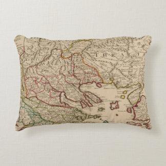 Balkan Peninsula, Greece, Macedonia 3 Decorative Pillow