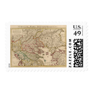 Balkan Peninsula, Greece, Macedonia 3 Postage