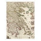 Balkan Peninsula, Greece, Macedonia Postcard