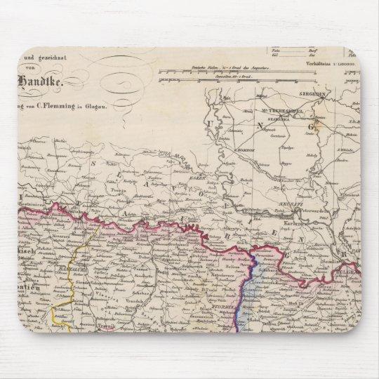 Balkan Peninsula, Turkey, Bosnia Mouse Pad