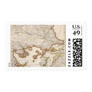 Balkan Peninsula, Turkey, Bulgaria Stamps