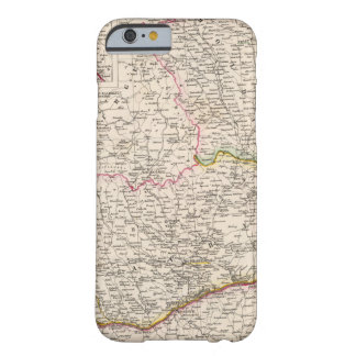 Balkan Peninsula, Turkey, Romania Barely There iPhone 6 Case