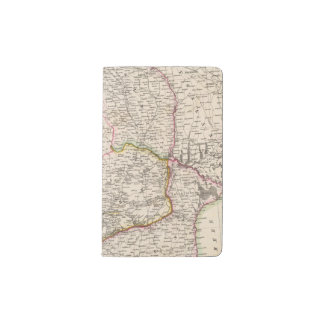 Balkan Peninsula, Turkey, Romania Pocket Moleskine Notebook