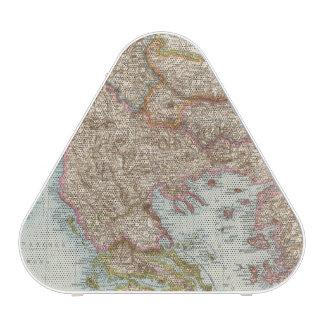 Balkanhalbinsel - Balkan Peninsula Map Speaker