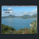 "Balkans 2014 calendar<br><div class=""desc"">Landscapes and cities from the Balkan peninsula: Albania,  Bosnia and Herzegovia,  Bulgaria,  Croacia,  Greece,  Montenegro,  Serbia,  Romania. 2014 Calendar</div>"