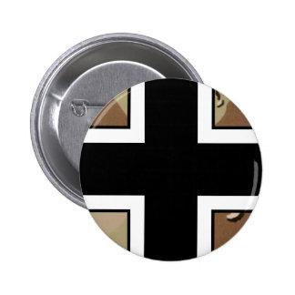 Balkenkreuz Camo Button