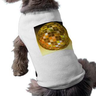 ball-288470 ball disco ball jump dance light agili pet tshirt