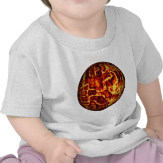 ball-373718 HOT RED FIRE PLANET ball fire electri T Shirts