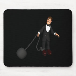 Ball And Chain 2 Mouse Pad