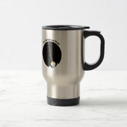 Ball and Chain Travel Mug