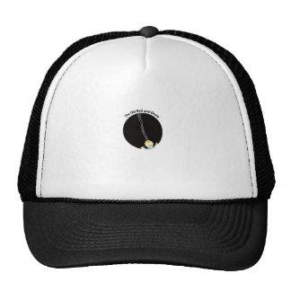 Ball and Chain Trucker Hat