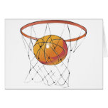 Ball-and-Net Greeting Cards