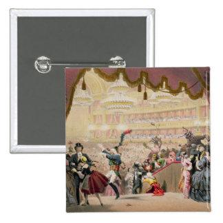 Ball at the Opera Pinback Button