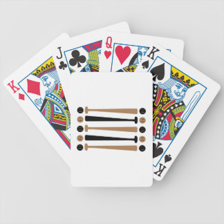 Ball & Bats Bicycle Playing Cards