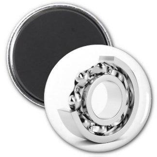 Ball bearing magnet