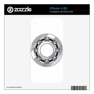 Ball bearing skin for the iPhone 4S