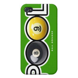 ball breaker cases for iPhone 4
