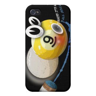 ball breaker iPhone 4/4S case