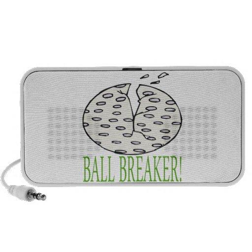 Ball Breaker Speaker System