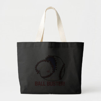Ball Buster Tote Bags
